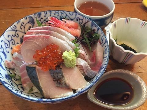 海鮮丼とかいうクソ雑魚