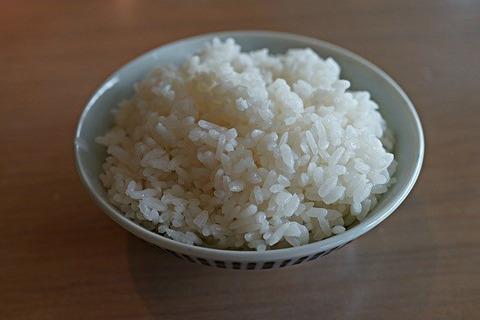 塩ごはん←不味い 塩おにぎり