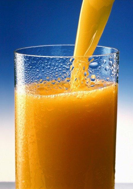 ジュース大臣ワイ オレンジジュース
