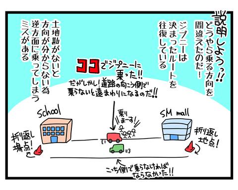 留学編ジプニーの話20