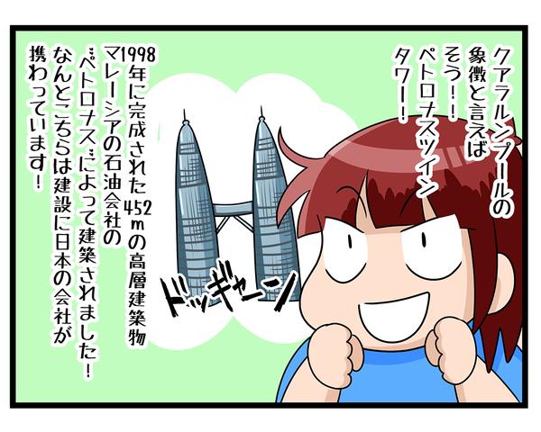 海外旅行Malasia★ペトロナス01