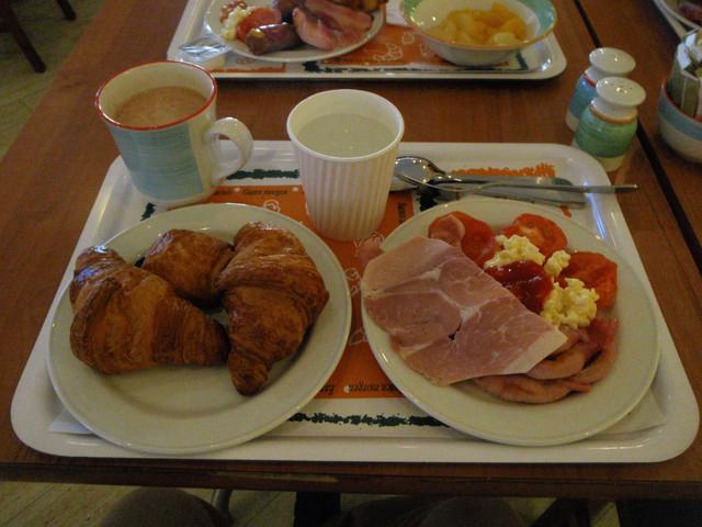 の 朝食 理想