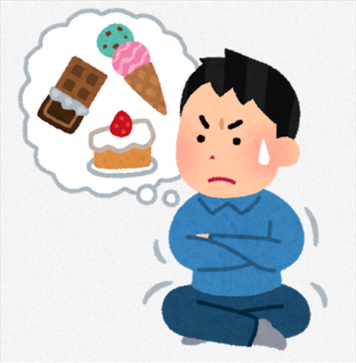 【悲報】ワイデブ、ガチでダイエット頑張ってるのに全く痩せない