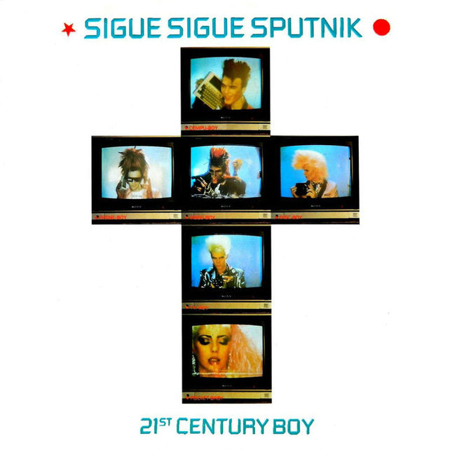 Sigue Sigue Sputnik 21st Century Boy