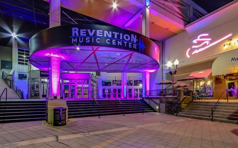 revention music center01
