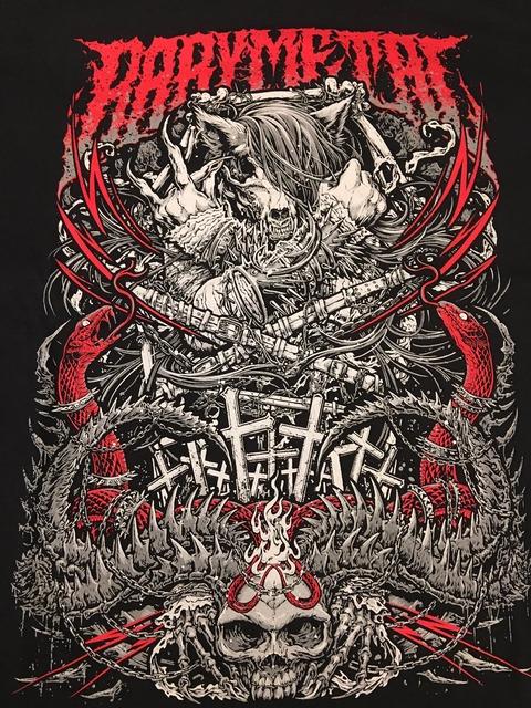 metal dawn tee01