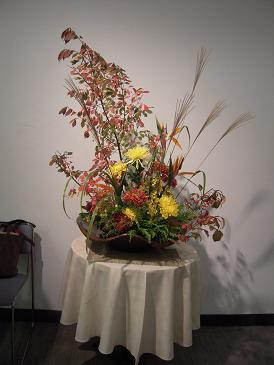里村さん花器