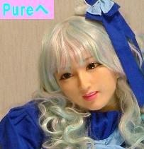 フィメールマスク きゅあびーA22