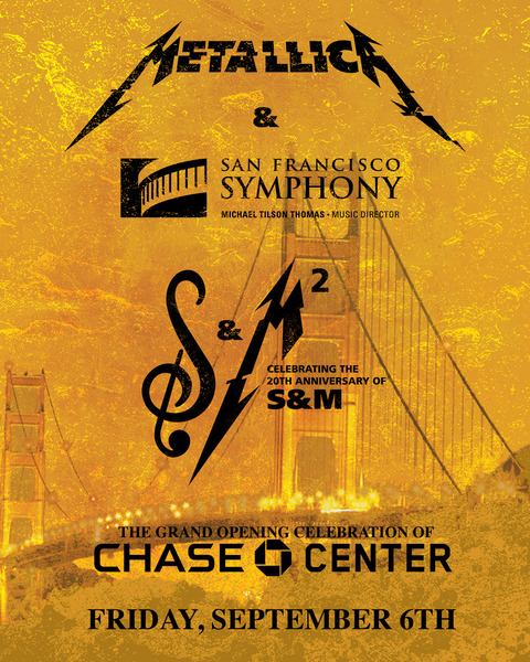 S&M² THE 20TH ANNIVERSARY CONCERT