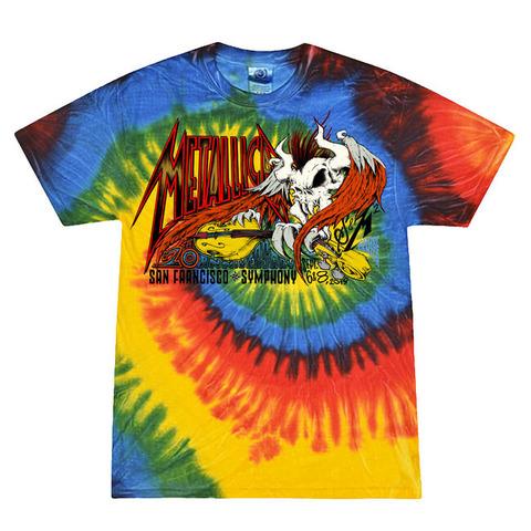 S&M2 Tye-Dye T-Shirt - Small