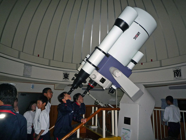 20160524天文台ドーム