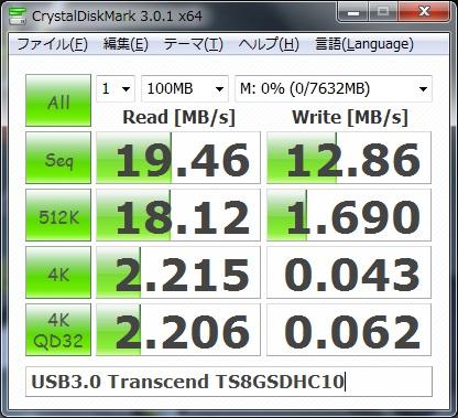 0 Trascend SDHC