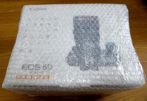 EOS6D修理