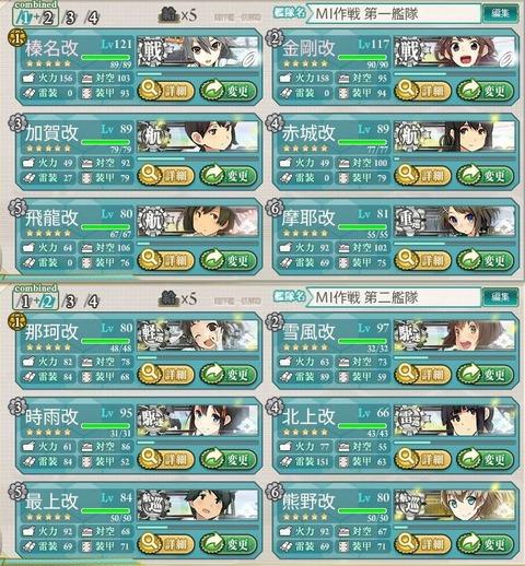 MI作戦用連合艦隊