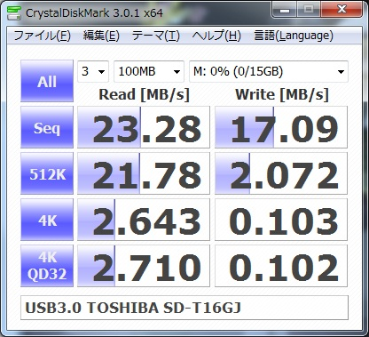0 TOSHIBA MLC