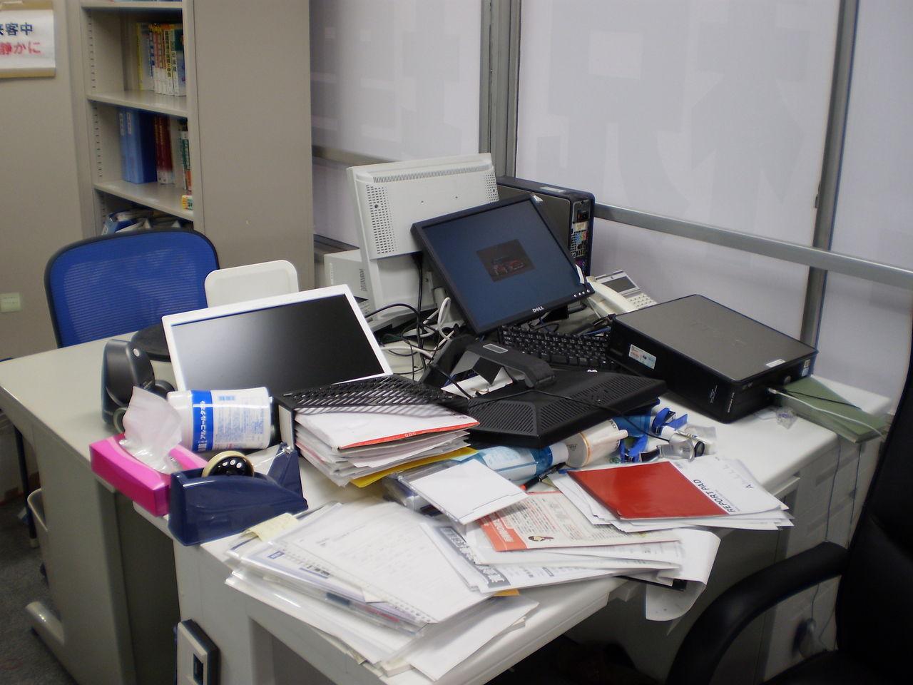 千代田区の税理士事務所被害1