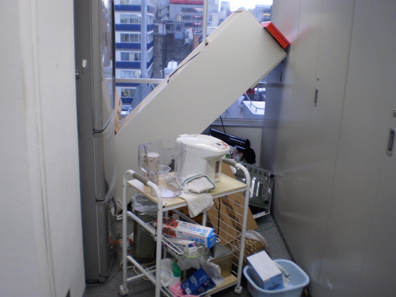 千代田区の税理士事務所被害2