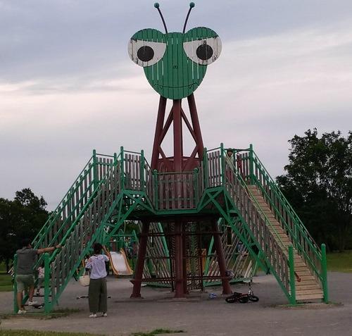 彩湖公園1
