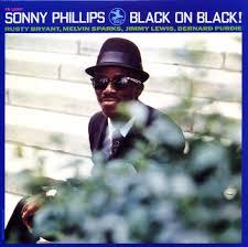 SONNY PHILLIPS 『BLACK ON BLACK』
