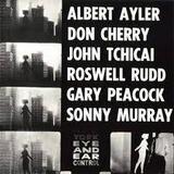 ALBERT AYLER ����NEW YORK EYE & EAR CONTROL��