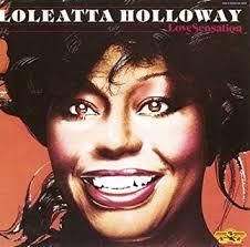 LOLEATTA HOLLOWAY 『LOVE SENSATION』