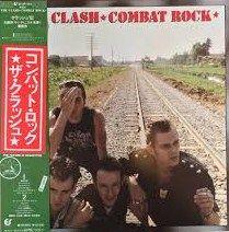 ザ・クラッシュ 『コンバット・ロック』  25・3P-353