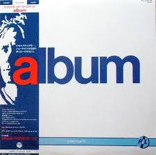 パブリック・イメージ・リミテッド 『ALBUM』  YX-7376-AX