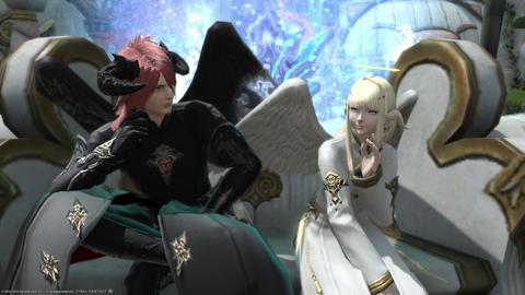 悪魔と天使と