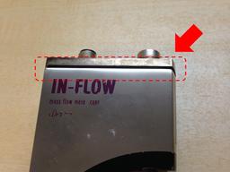 IP-65タイプ マスフローメータ・コントローラのケース