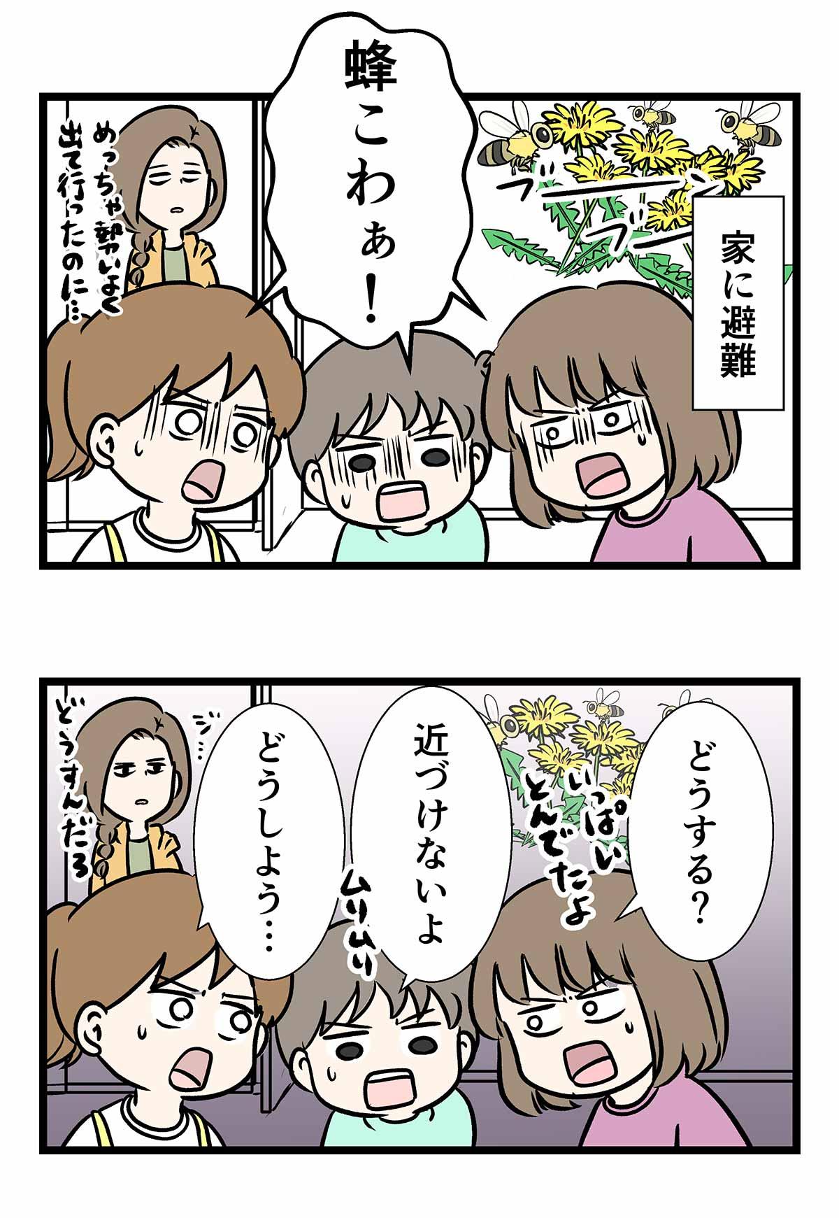 緊急SOS!公園の西洋タンポポ全部抜く大作戦!