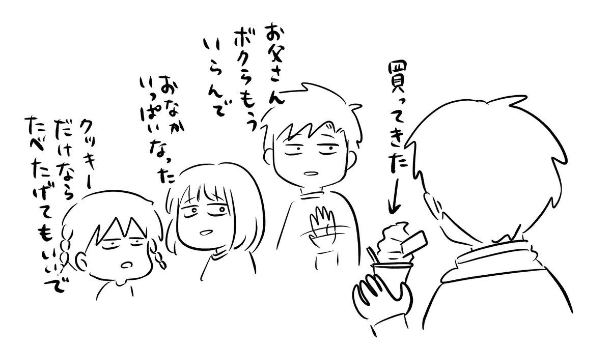 スカイツリーのアイスクリームが美味しいから哀れに思える 東京への旅(8)