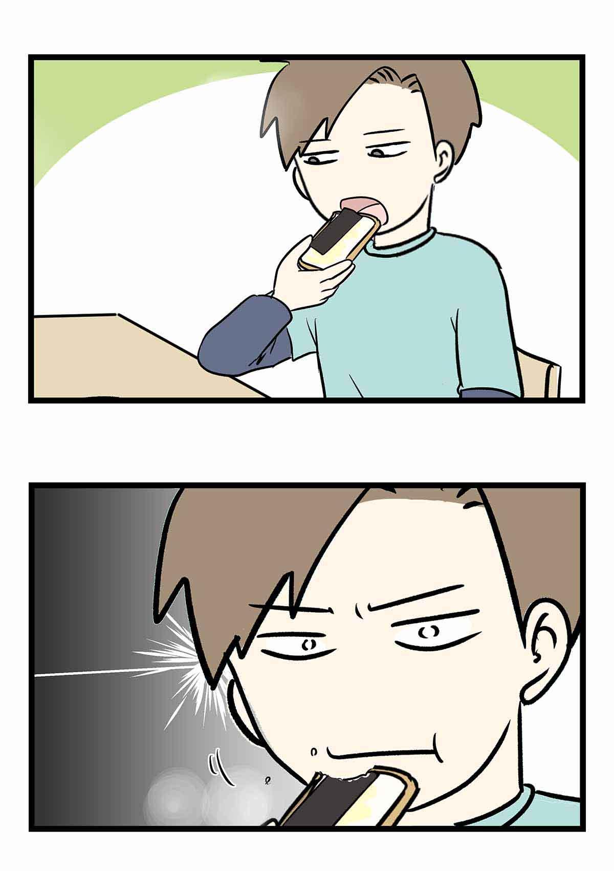 海苔バタートーストとか言う朝グルメの話