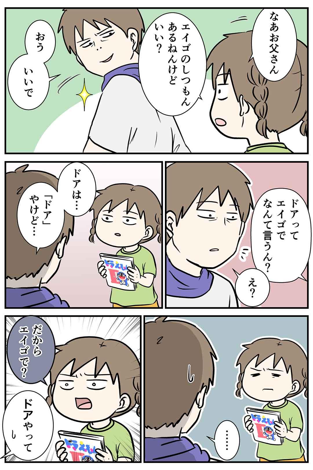 【急募】ドアを英語で言う方法