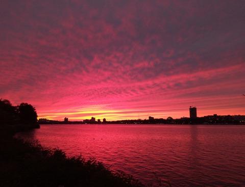 ボストン チャールズ河