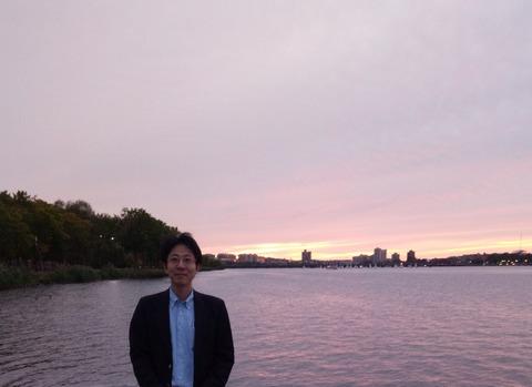古市雅洋 ボストン