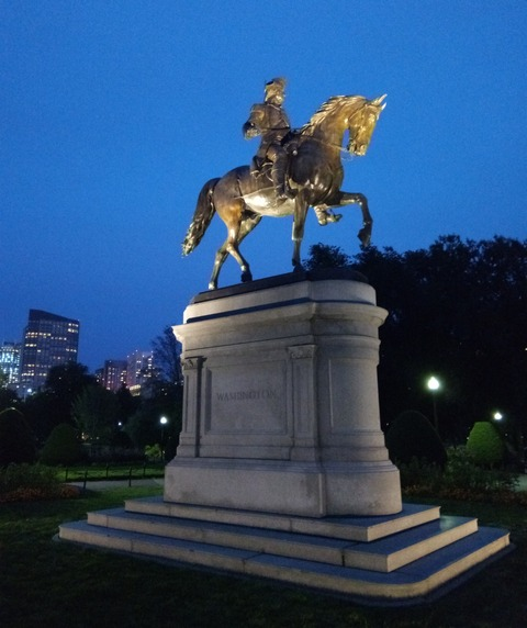 ボストン ワシントン