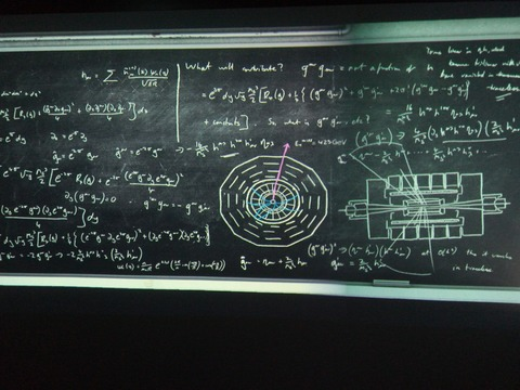 古市雅洋 CERN