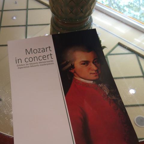 ザルツブルク モーツァルト コンサート
