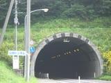 湯沢側から山谷トンネル