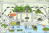 松島観光map