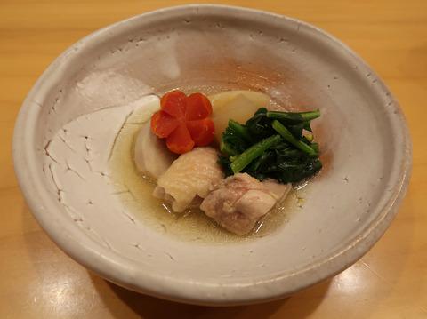 鶏と野菜焚き合わせ  19.1.6   116