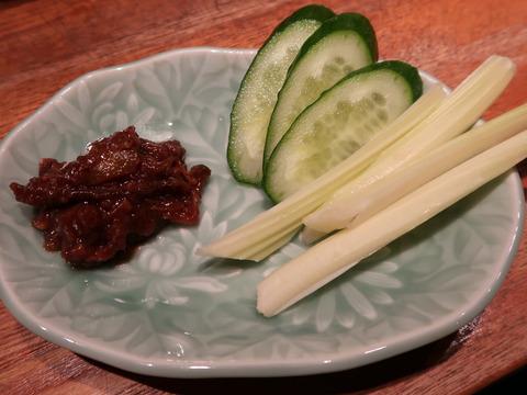 葉唐辛子味噌  19.1.18  73