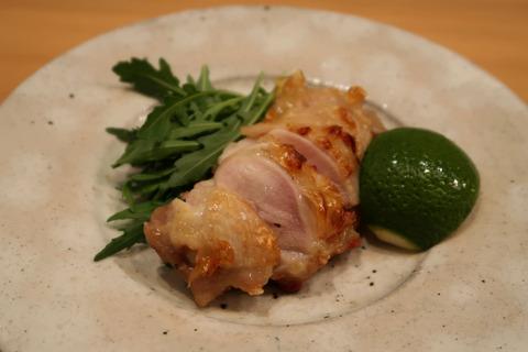 小白鶏すみ焼  19.4.3  90