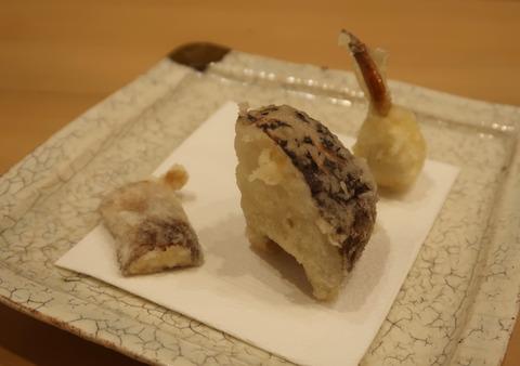 鳥取茸王と、クワイの天ぷら2 19.2.5   121