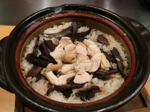 鶏と香茸の炊き込みごはん(全体)  18.10.22  147