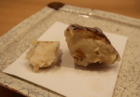 鳥取茸王の天ぷら(2回め) 19.2.5    140
