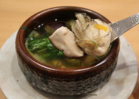 鳥取茸王と牡蠣の小鍋(リフト) 19.2.5   195