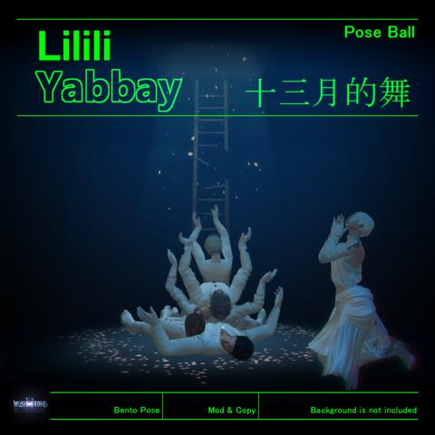 lilili yabbay pose[ad]