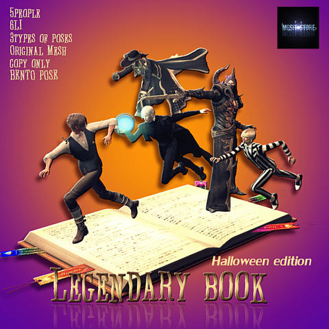 MGSIT-S Legendary books[HW]AD