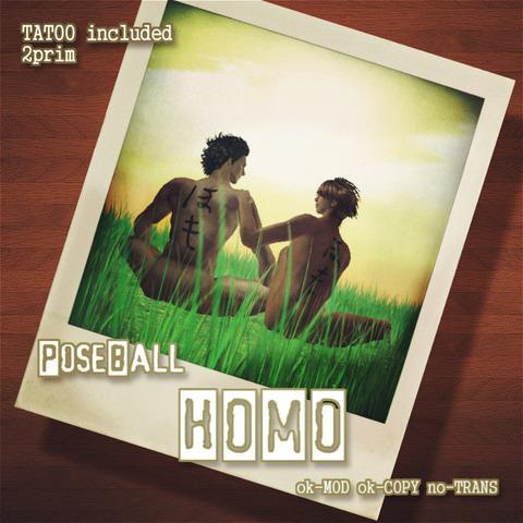 pb-HOMO POP